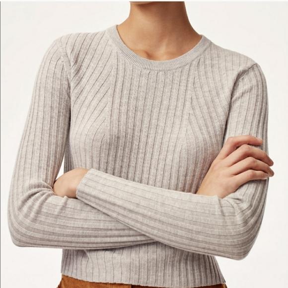 Aritzia Babaton Nathaniel sweater size S